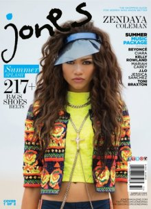 Zendaya Coleman the new face of dredlocks, but er, she doesn't actually have dredlocks.